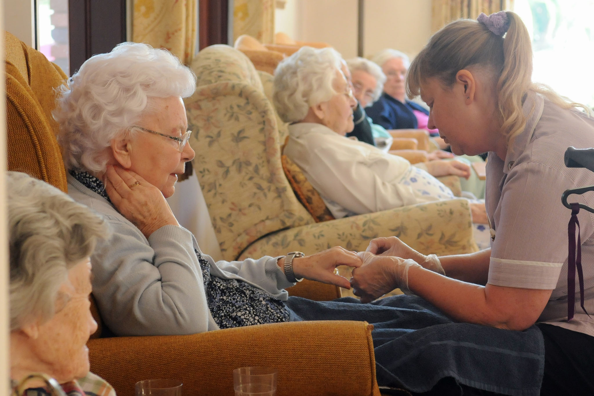 Manorfield Residential Home Care