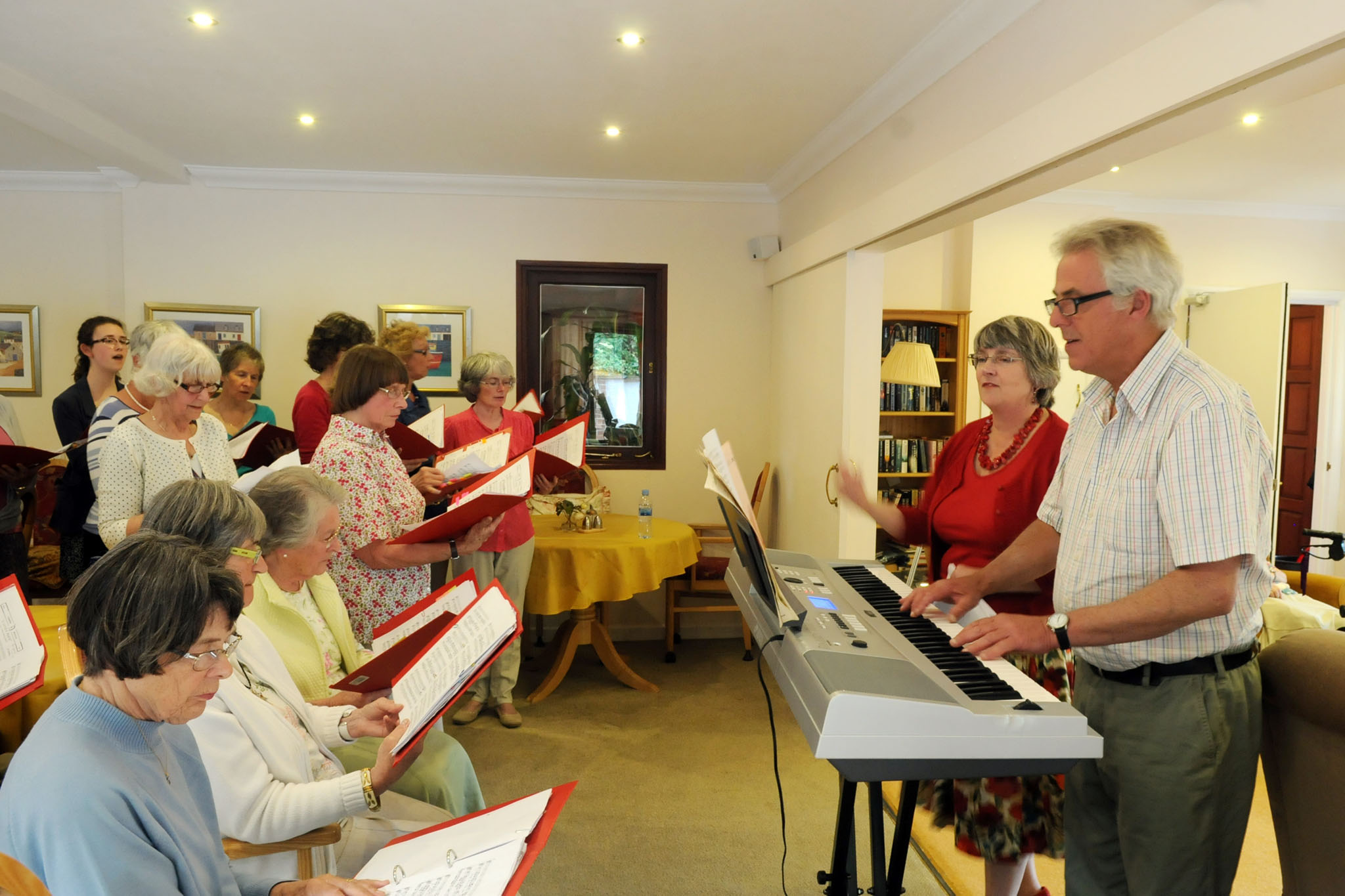 Manorfield Residential Home Entertainment 2